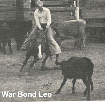 War Bond Leo